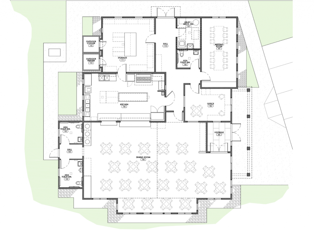 Belfast-Soup-Kitchen-New-Building-Schematic